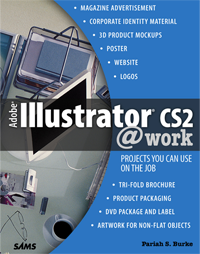 Illustrator CS2 @Work: Projects You Can Use on the Job by Pariah Burke