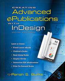 Creating Advanced ePublications with InDesign 2015