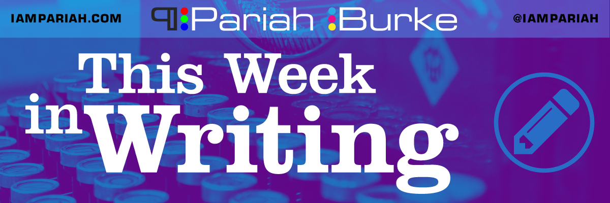 Writing News Weekly Digest